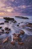 wave, anastasia formation, atlantic ocean, sunrise, jupiter, island, coral cove, florida, south florida, nature, photography