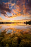 Everglades National Park, Florida, sunset, lake, nature, photography, florida national parks