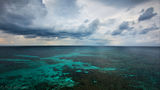 carysfort lighthouse, key largo, florida, blue, green, reef, keys, florida keys, south florida, nature, photography