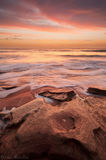 washington oaks state park, florida, sunrise, shoreline, anastasia formation, north florida, nature, photography