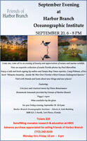 Solo exhibit at Harbor Branch Oceanographic Institute