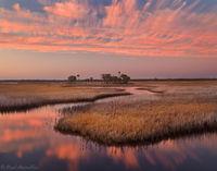 Tidal Sunset print