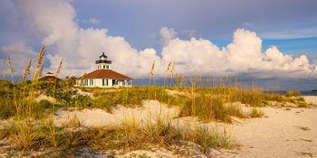 boca grande lighthouse, gasparilla island, florida, old florida, boca grande, nature, photography