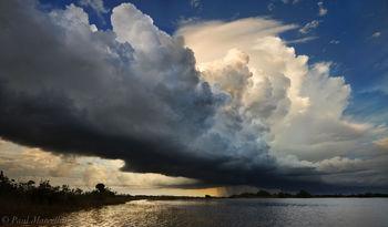 everglades, summer, storm, florida, nature, photography, florida national parks