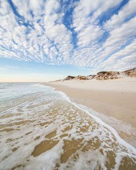 St. Joseph Peninsula State Park, Cape San Blas, Florida, waves, blue, nature, photography