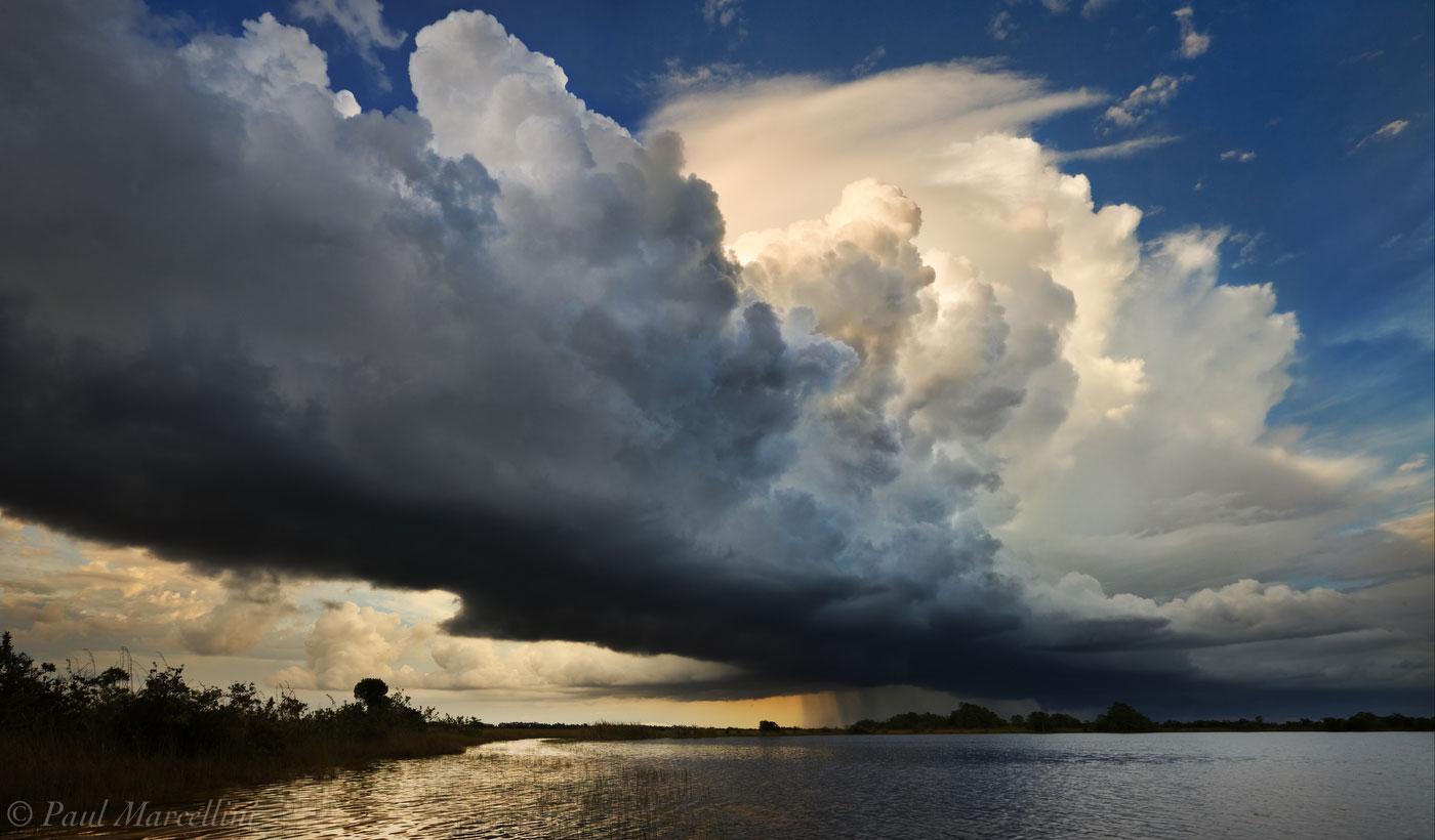 everglades, summer, storm, florida, nature, photography, florida national parks, photo