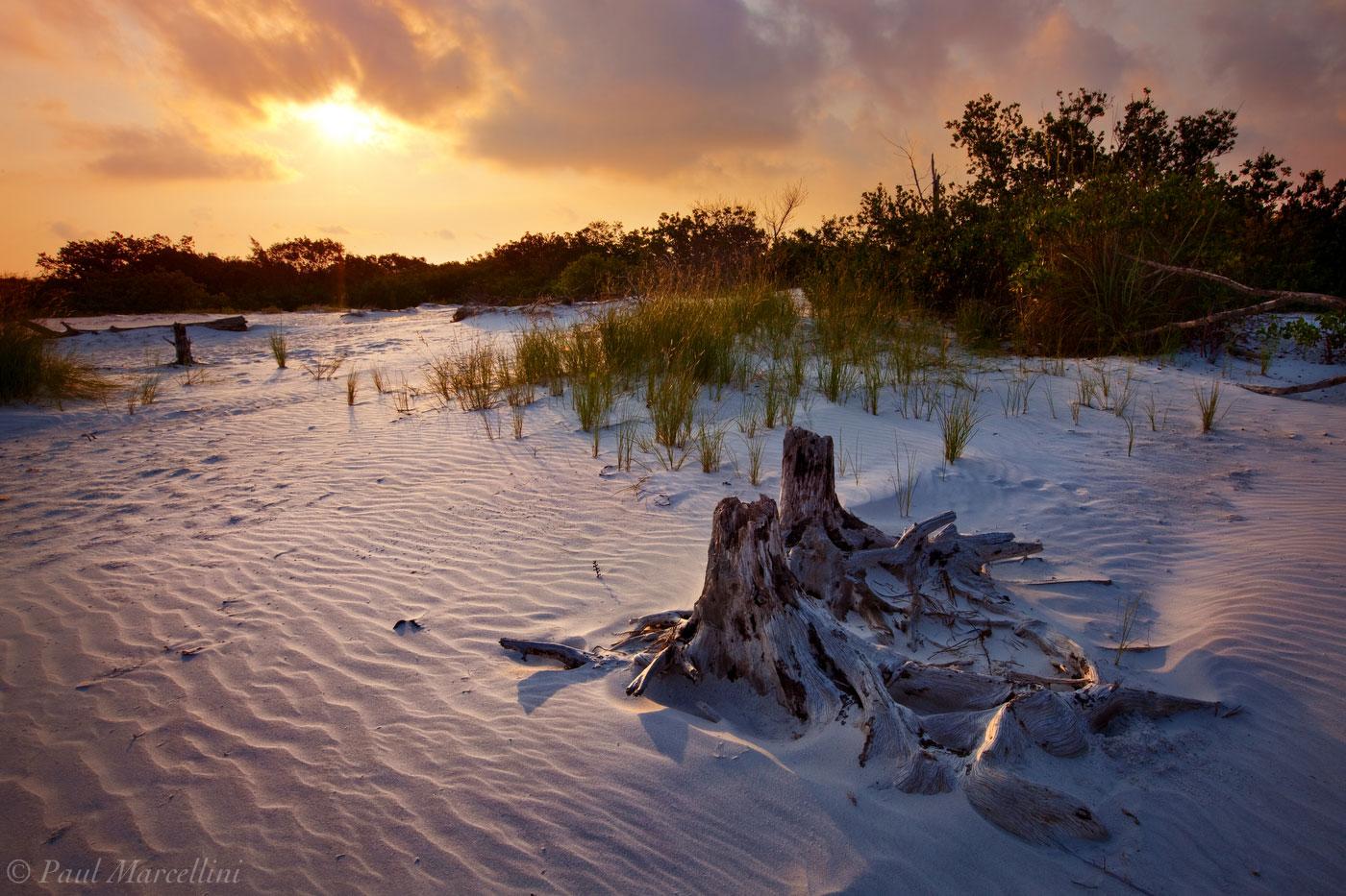 ft. desoto, beach, sunrise, florida, south florida, nature, photography, ft desoto, fort desoto, desoto, photo
