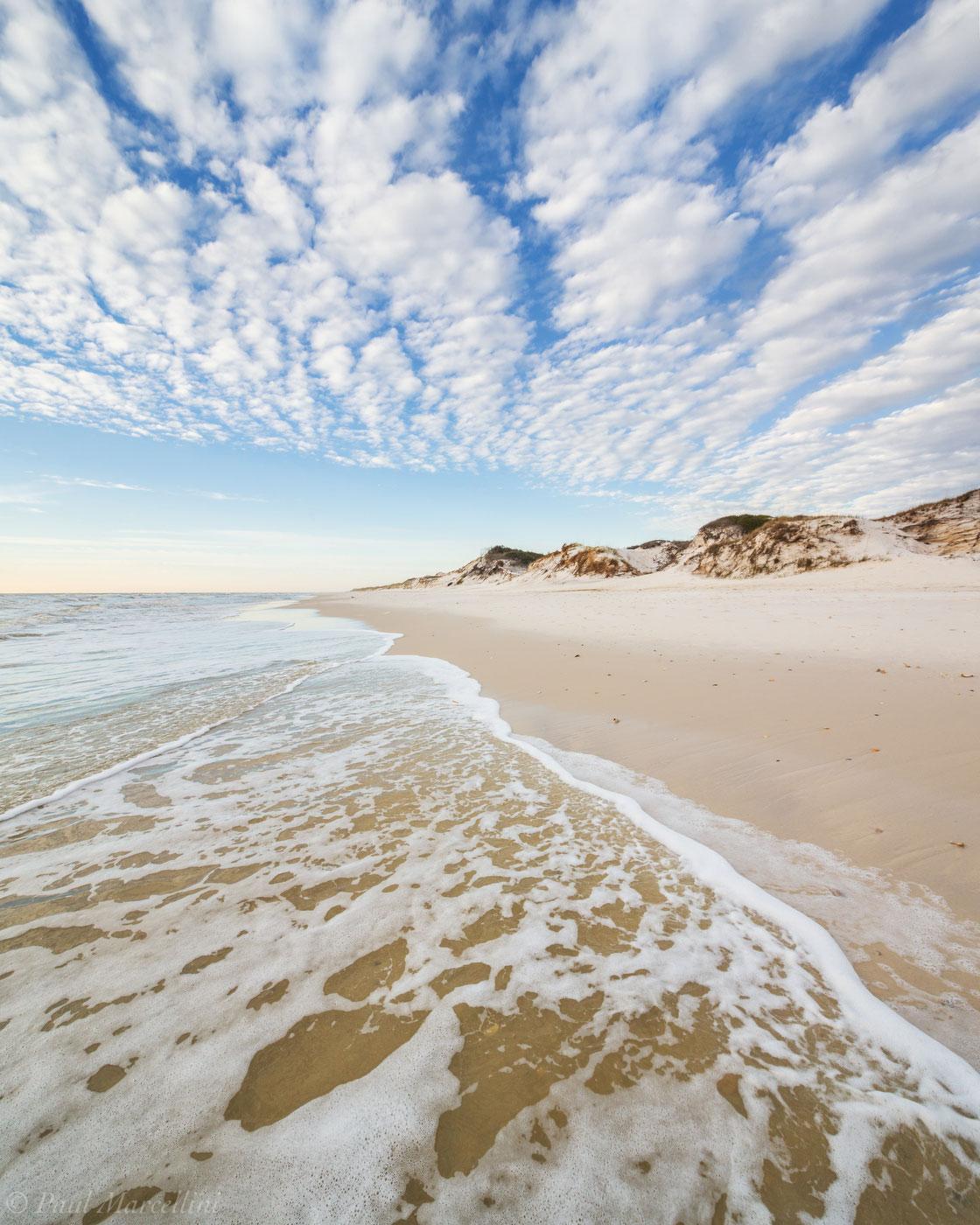 St. Joseph Peninsula State Park, Cape San Blas, Florida, waves, blue, nature, photography, photo