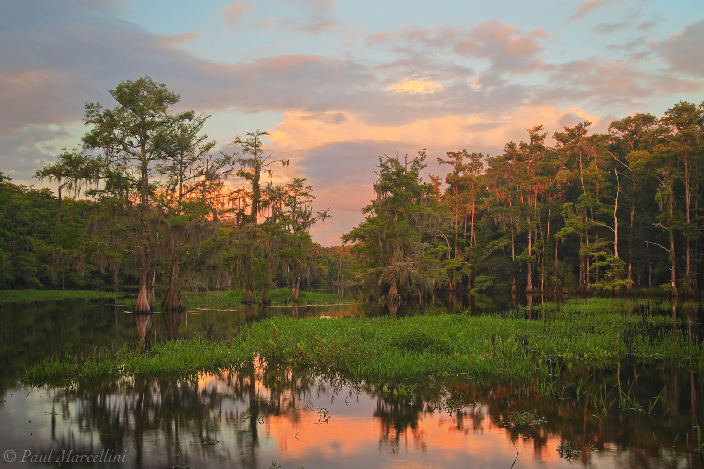 fisheating creek, sunset, florida, south florida, nature, photography, photo